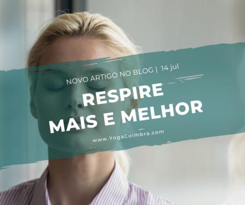 Respire mais e melhor - Marta e hugo - www.YogaCoimbra.com
